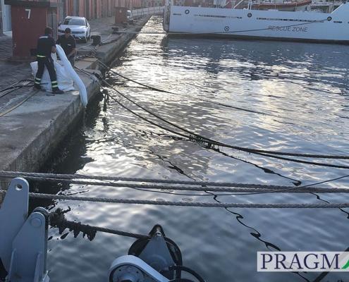 Presidio e Messa in sicurezza d'emergenza - Napoli (NA) - Campania